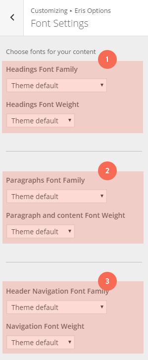 eris-font-settings