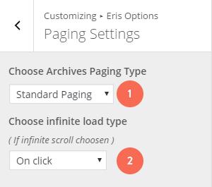eris-paging-settings