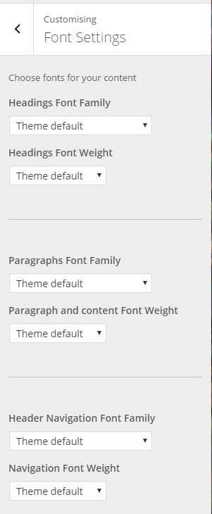 ippo-font-settings