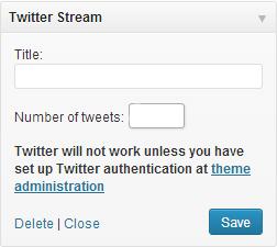 twitter stream_widget