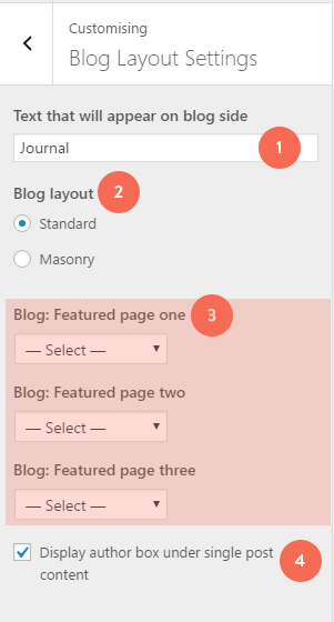 veni-blog-layout-settings