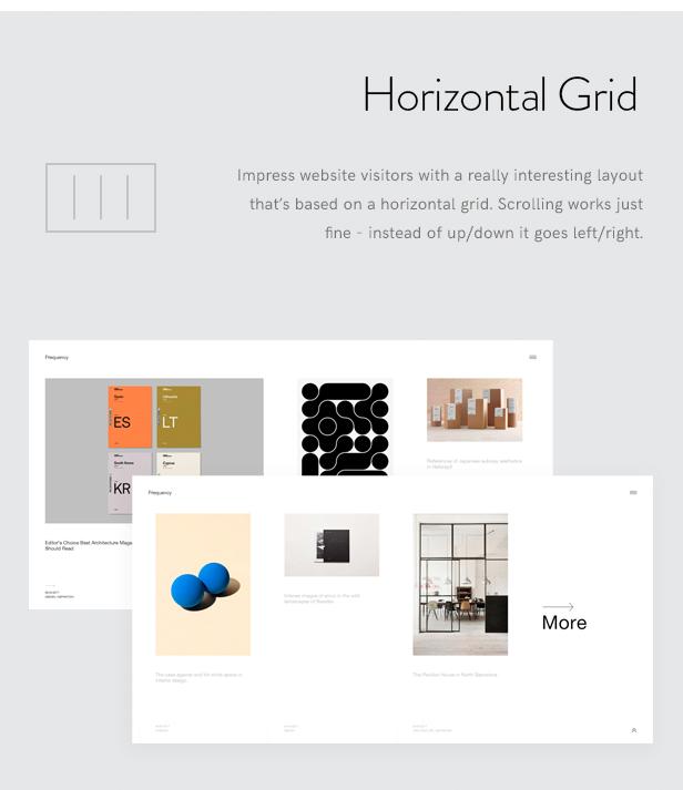 """Horizontal"