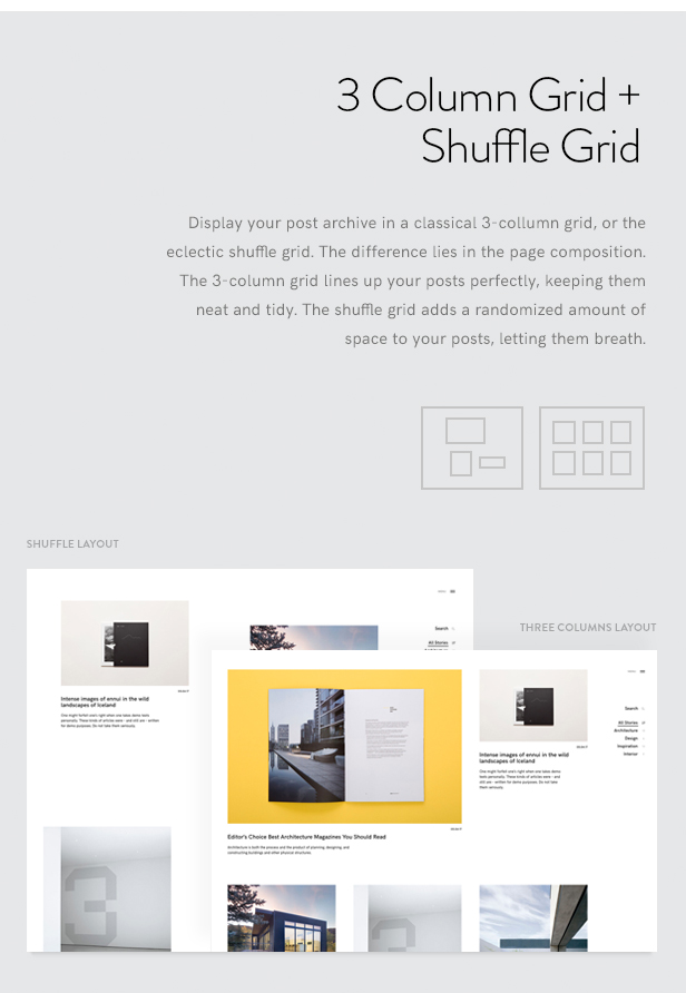 Coup - Portfolio WordPress Theme